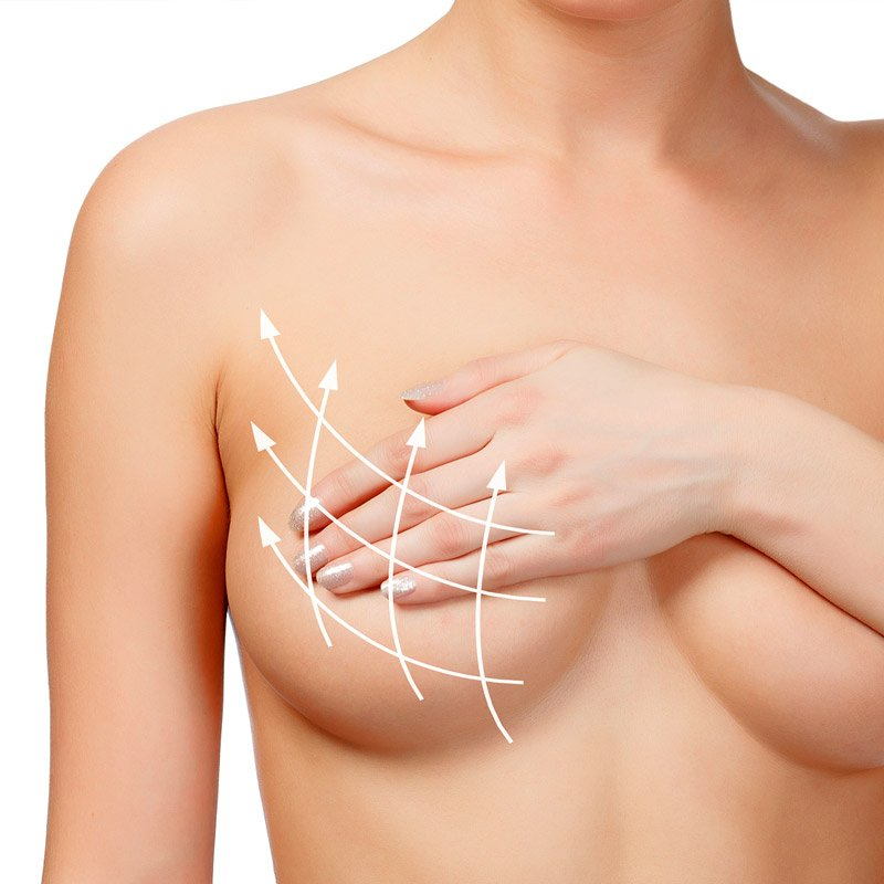 breast lift med spa