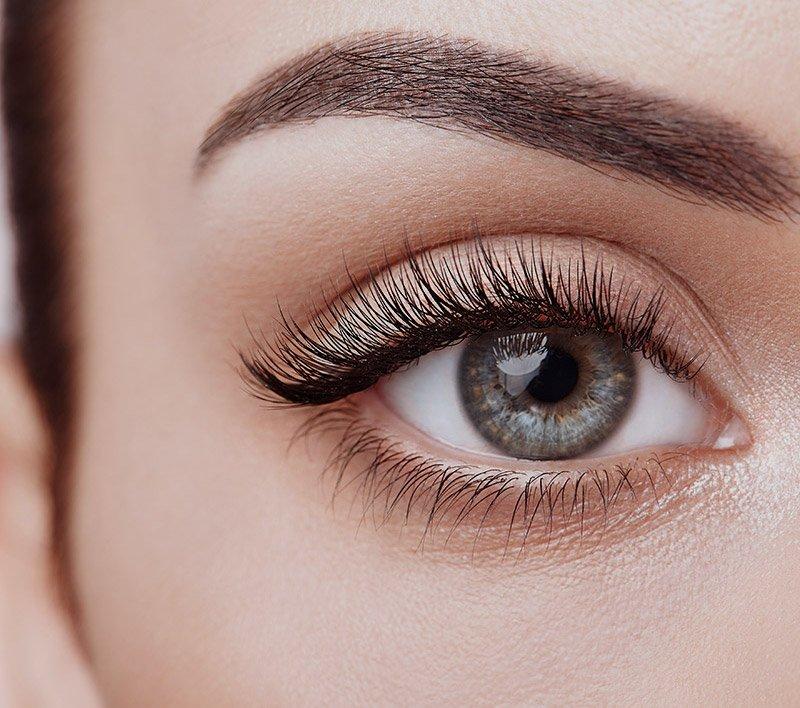 eyebrow lift example